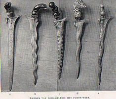 keris blade of honor