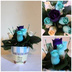 You're One of a Kind Wooden Roses Bouquet  foreveryourswoodenroses.wordpress.com facebook.com/foreveryourswoodenroses Wooden Roses, Rose Vase, Rose Bouquet, Vases, Pots, Wordpress, Facebook, Ideas, Bouquet Of Roses