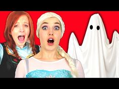 Spiderman Frozen Elsa Anna And Pink Spidergirl Vs Ghost Funny Superhero Movie In