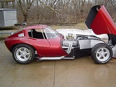 View detailed pictures that accompany our 1965 Bill Thomas Cheetah Continuation article with close-up photos of exterior and interior features. Us Cars, Race Cars, Mazda, Muscle Cars, Chevy, Volkswagen, Toyota, Sweet Cars, Performance Cars
