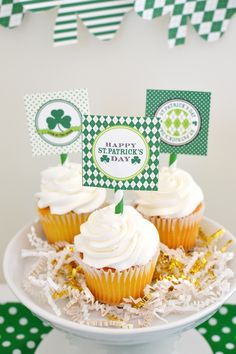 St. Patrick's Day Party by Sweet Threads Clothing Co. - Everyday Party Magazine