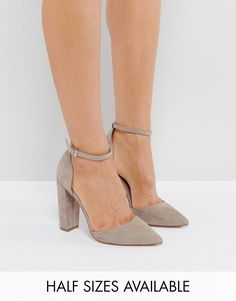 212d4a1df40 LOVE this from ASOS! Cute High Heels