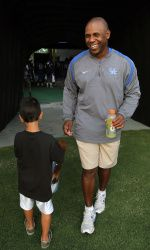 2012 Kentucky Football Fan Day will involve open practice, autograph session and fireworks