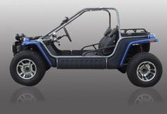 Gazelle electric ATV buggy road legal