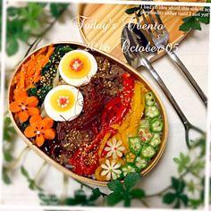 まぁ's dish photo 高校生息子弁当 朝練 | http://snapdish.co #SnapDish #レシピ #お弁当 #お昼ご飯 #BENTO世界グランプリ2016 #どんぶり #焼き肉