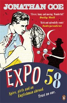 Jonathan Coe: Expo 58