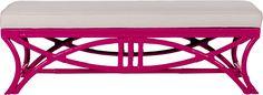 @davidfrancis Bridgeport Bench - IHFC IH110 InterHall  #DesignOnHPMkt #HPMKT #HomeDecor #IHFC #InterHall #RoyalFlush #BenjaminMoore