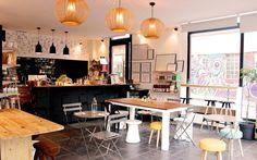 Post by Gluten Free in Paris: Brunch in Lula Lifestyle Shop