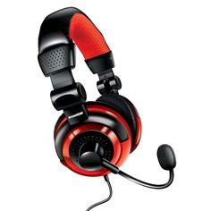 dreamGEAR Universal Elite Gaming Headset - Black (Multi-Platform)