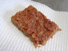 Coconut Lime Oat Bars Recipe photo