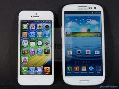Glaxy s3 vs i phone
