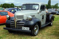 1947 Dodge Truck | Flickr - Photo Sharing! American Pickup Trucks, Dodge Pickup Trucks, Vintage Pickup Trucks, Classic Chevy Trucks, Vintage Cars, Dodge Cummins, Cool Trucks, Big Trucks, Chrysler Trucks