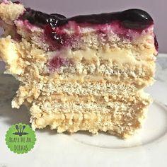 μπισκοτογλυκό Dessert Recipes, Desserts, Yummy Food, Delicious Recipes, Sweets, Cooking, Ethnic Recipes, Cheesecakes, Salt