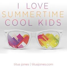 Titus Jones - I Love Summertime Cool Kids (Icona Pop x Lana Del Rey x Echosmith x Nonono) - The Mashup Radio