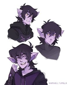 someone asked for more galra Keith? 8′) #keith #voltron