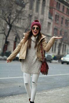 nice NYFW Part 2: Outfits - Sazan