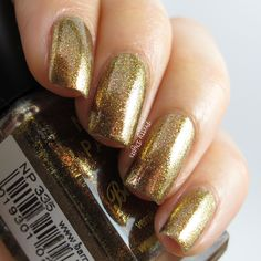 Barry M Copper. I have lots of Barry M polishes, but this one keeps evading me! xx
