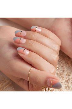 Almond Acrylic Nails, Best Acrylic Nails, Short Rounded Acrylic Nails, Fall Almond Nails, Natural Almond Nails, Almond Nails Designs Summer, Short Natural Nails, White Almond Nails, Natural Nail Art