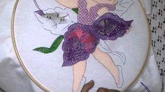niña bailarina orquidea parte 2 de 2