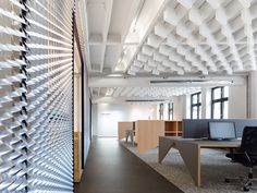 movet office by studio alexander fehre schorndorf germany 10 movet office by studio alexander fehre agency office literally disappears hours