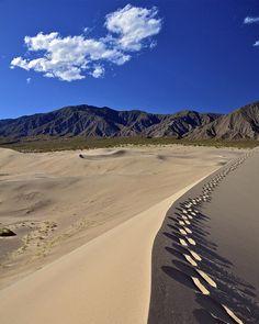 Panamint Dunes, Death Valley, CA