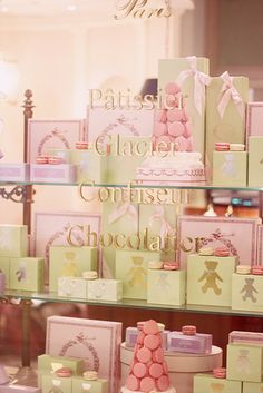 Ladurée Macarons, Laduree Macaroons, French Macaroons, Laduree Paris, French Patisserie, I Love Paris, Paris Theme, Pink Tulips, Cake Shop