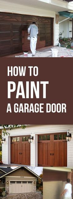 6 Passionate Hacks: Master Bedroom Remodel Tips kids bedroom remodel drawers.Master Bedroom Remodel Tips bedroom remodeling decor.Bedroom Remodel On A Budget Bathroom Renovations. Garage Door Update, Cheap Garage Doors, Garage Door Colors, Garage Door Paint, Garage Door Insulation, Modern Garage Doors, Garage Door Makeover, Garage Entryway, Garage Bedroom