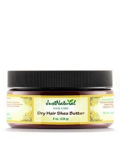 Dry Hair Shea Butter, Bring on the Hold and Let Your Hair Shine!