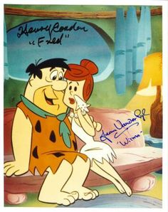 Fred And Wilma Flintstone Fred And Wilma Flintstone, Flintstone Cartoon, Old School Cartoons, Old Cartoons, Classic Cartoon Characters, Classic Cartoons, Cartoon Kids, Cartoon Art, Flintstone Characters