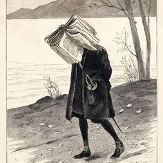 Edward Gorey -- Get Lost in A Book