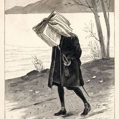 Edward Gorey -- Get Lost in A Book