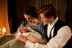 Lady Sybil dies of eclampsia. Not uncommon back then. In 1920 some 1,200 of the 6,000 maternal deaths in Britain were thought to be caused by eclampsia. Downton Abbey.
