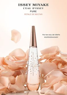 Issey Miyake Das Wasser von Issey Pure Petal of Nectar Solid Perfume, Best Perfume, Issey Miyake Pure, Perfume Recipes, Cosmetic Design, Perfume Collection, New Fragrances, Perfume Bottles, Pure Products