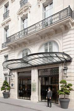 La Maison Champs Elysees Paris, Hotel progettato da Martin Margiela