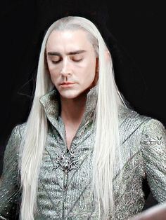The Hobbit behind the scenes BTS - Lee Pace as Thranduil The Hobbit Thranduil, Lee Pace Thranduil, O Hobbit, Lee Pace Movies, Tolkien, Elf King, King Of My Heart, Tauriel, Lord Of The Rings