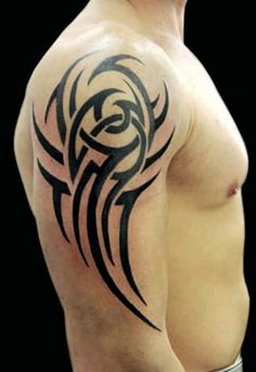 Tribal Tattoo # 58