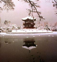 Winter in Seoul