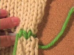 ▶ How to Graft Your Knitting - YouTube