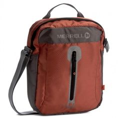 Brašna MERRELL - Tablet Bag JBF22514-802 Burnt Orange