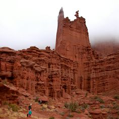 Fishers Towers, Moab