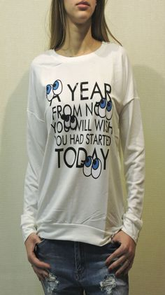 Spring Collection, Graphic Sweatshirt, Sweatshirts, Sweaters, Fashion, Moda, Fashion Styles, Trainers, Sweater