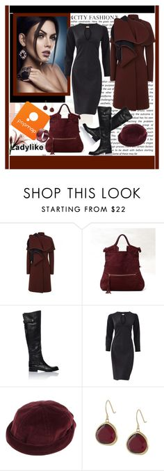 """Popmap 35."" by esma178 ❤ liked on Polyvore featuring Karen Kane and popmap"