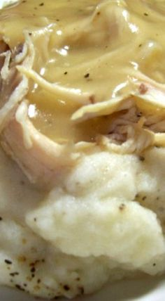 Simple Crock Pot Chicken