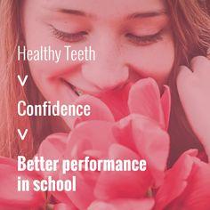 La autoestima y la confianza son básicas para tener un mejor desempeño en la vida.   Este regreso a clases, que tu sonrisa brille como tus calificaciones; ¡nosotros te ayudamos a conseguir la sonrisa perfecta!
