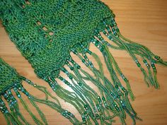 Emerald Bay Crest of the Wave Scarf
