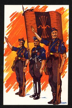 Spanish Falange (Fascists)