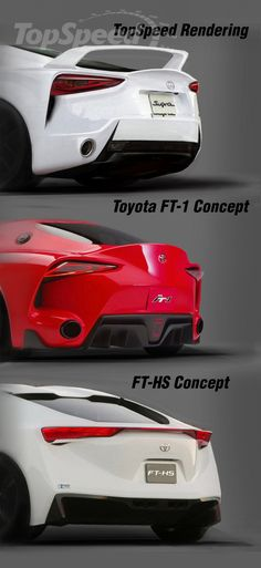 Toyota FT Concepts