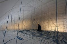 String Prototype Cube by Numen