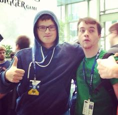 Graser10 and hbomb94! #gbomb is real