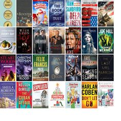 "Wednesday, October 18, 2017: The Sutton Free Public Library has ten new bestsellers, nine new movies, five new audiobooks, 11 new children's books, and nine other new books.   The new titles this week include ""Uncommon Type: Some Stories,"" ""The Rooster Bar,"" and ""Captain Underpants: First Epic."""